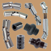 Couplings (rigid, universal joint)