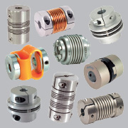 Couplings for servo-systems