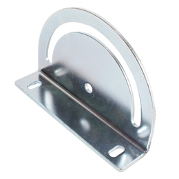 Connecting/joining - Variable angle hinge - Chromed steel -