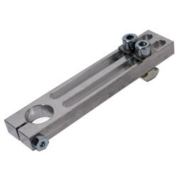 Angular clamp - Adjustable - Aluminium -