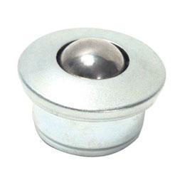 Ball unit - High - Steel body, stainless ball -
