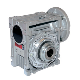 Worm and wheel gearbox - up to 107 Nm - Integrated torque limiter - blind bore (female) - CHML