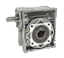 Worm and wheel gearbox - up to 980 Nm - shaft - CHMR