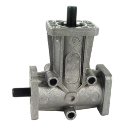 Single or dual output gearboxes - Up to 87,3 Nm - Ø25 -