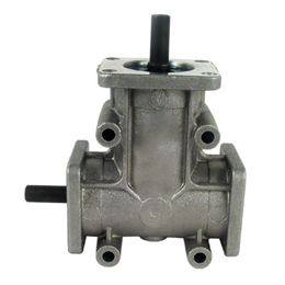 Single or dual output gearboxes - Up to 87,3 Nm - Ø19 -