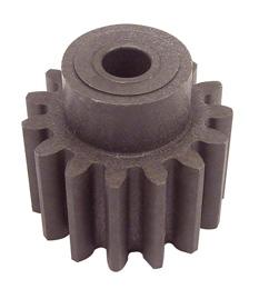 Spur gear - Moulded plastic (nylon) - 1.50 - Economy range
