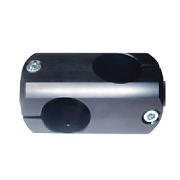 Linear positioner - components - Clamp - Powder coated -  -
