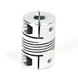 Panamech, Multi-Beam - Aluminium - avec mâchoires de serrage - Courte (3 filets) -