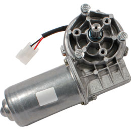 DC Motor and gearbox combination - from 4 to 9 Nm - 12 V DC -