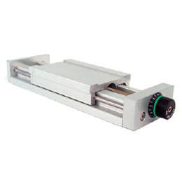 DOMILINE - Adjustment slide - Slide DOMILINE 120 with counter and handwheel - 1000 N -