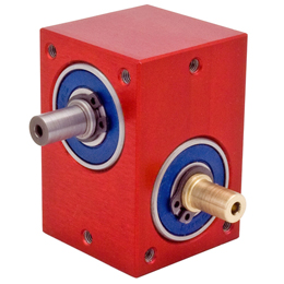 Riduttore a rinvio angolare : da 0.40 a 2.53 Nm -  -