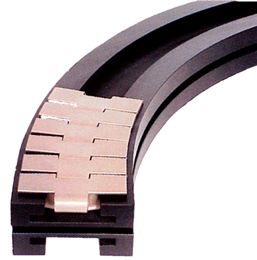 Curved track - Ranges 880 and 881 -  -