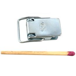 Grenouillère élastique à anneau - Miniature - Acier -