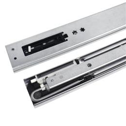 Glissière télescopique - A super extension - 60kg maxi - 3 rails