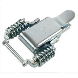 Spring loaded toggle latch - Standard  (GP22-GP23) - Steel -