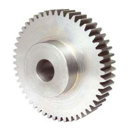 Spur gear - Steel 35NCD6 - 1.25 -