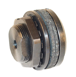 Slip friction clutch - 190 to 1800 Nm - Adjustable -