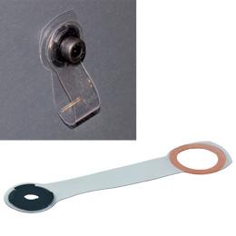 Lanière de sécurité - PVC / Nylon -  -