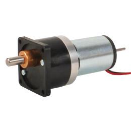 DC Motor and gearbox combination - from 0,07 to 0,2Nm - 12 V DC -