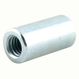 Threaded sleeves - Cylindrical - steel -  -