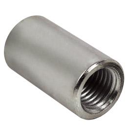 Manchon réducteur : Cylindrique - inox -  -