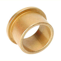 Bushing - Self-lubricating sintered bronze - From 30 to 60mm - Flanged