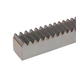 Crémaillère section rectangulaire - Carré - acier -  -