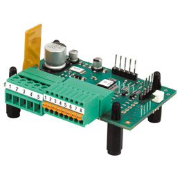 Servo amplifier - 3 A - For Motor control systems -