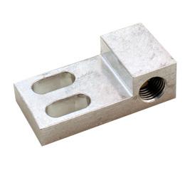 Suction finger - Universal angular connector - Aluminium -