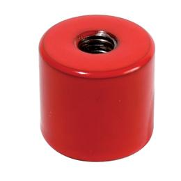 Aimant - Plot magnétique - Avec trou taraudé - AlNiCo -