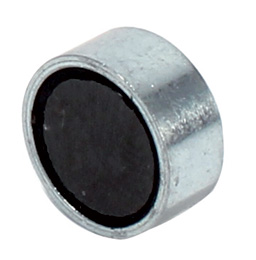 Magnetic stud - Flat holding magnet - Ferrite -