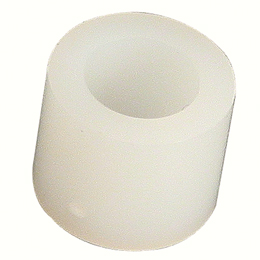 Distanziatore - termoplastica - cilindrico -