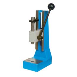 Presse manuelle d'établi - Pression jusqu'à 200kg - Presse à crémaillère -