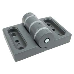 Hinges and joints - Front-mounting hinge -  -