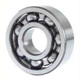 Radial bearing - Steel - Opened -