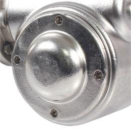 Réducteur inox - accessoires - Capot de protection fermé - RFV ou RFK -