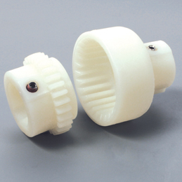 Bowex ®, denture bombée - Nylon - en 2 pièces -