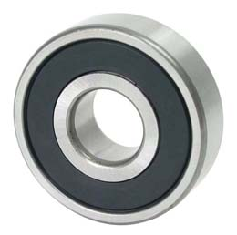 Radial bearing - Stainless steel - With neoprene shields -
