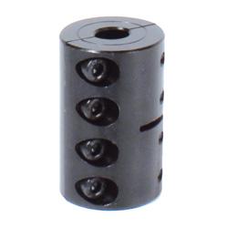 Accouplement rigide - Mâchoire de serrage - Inox -