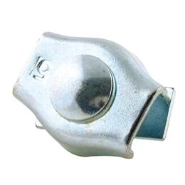 Serre-câble - Acier - Simplex 1 boulon - Plat