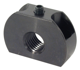Locating bolt support bracket - Mounting holes at 90° to locating bolt -  -