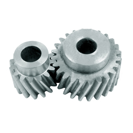 Parallel axis helical gear : Steel 20NCD2 - 2.0 -