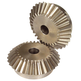 Stainless steel bevel gear : 1:1 - 0.80 - Stainless steel (304L)