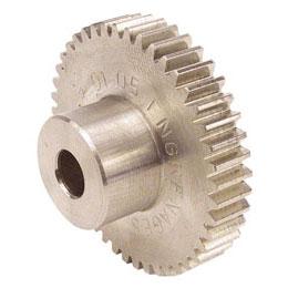 Engrenage droit - Inox 304L - 2,00 -