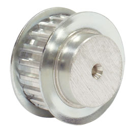 Synchronous pulley - Economy range - AT10 aluminium - 25mm -