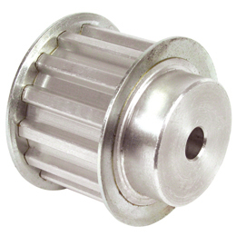Synchronous pulley - Economy range - T10 aluminium - 25mm -