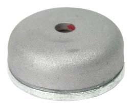 Aimant - Plot magnétique - Avec trou central - Ferrite -