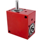 Right angled gearbox