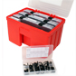 Joints toriques en nitrile - Coffret 2,90 x 1,78mm à 82,14 x 3,53