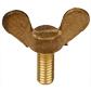 Vis à oreilles pour serrage manuel Laiton DIN 316